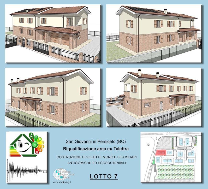 Riqualificazione Area Ex Telettra Via Montirone